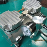 Oil-less Vacuum pump ROCKER 400