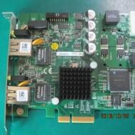 2-CH Gigabit Ethernet Frame Grabber Supporting Power over Ethernet GIE62+(미사용품)