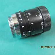 CCD CAMERA LENS FL-CC5028-2M(미사용품)