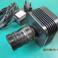 CCD CAMERA GC1380 + F=25mm/F1.4  (중고)
