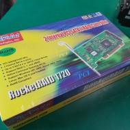 2 INTERNAL PCI SATA II RAID CONTROLLER ROCKETRAID 1720(A급)