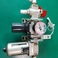 AIR REGULATOR ASS'Y AR30-03BG+AF30+VHS30+IS10M30(중고)