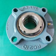 FC210 4-Bolt Round Spigotted Flange Bearing Housing (중고)