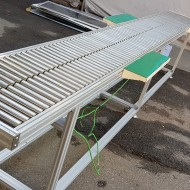 ROLLER CONVEYOR L4,060*W410*H800mm (중고)