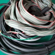 SERVO CABLE RCS-6002P 용 CABLE ASS'Y (중고)