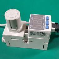 SMC ARM10F1-06BG-N+ISE35-25-M Compact mfld regulator (중고)