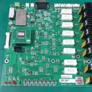 8CH LIGHT BOARD M12MD1-102W00D (미사용중고)