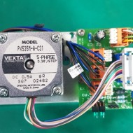 STEPPING MOTOR PX535M-A-C31 (중고)