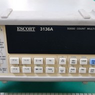 50000 COUNT MULTIMETER ESCORT 3136A (중고)