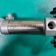 AIR CYLINDER(실린더) KJF-AR-11+KJF-005-11F (중고)