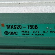 TABLE SLIDE CYLINDER MXS20-150B (중고)