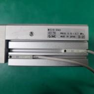 (미사용중고) SMC TABLE CYLINDER MXS16-30AS 테이블 실린더